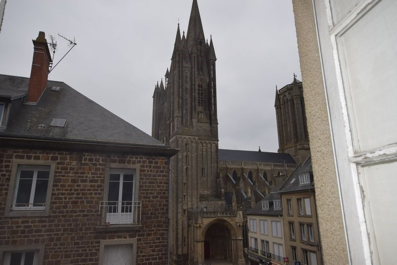 Investment property apartment Coutances 54 500€ - Picture 1