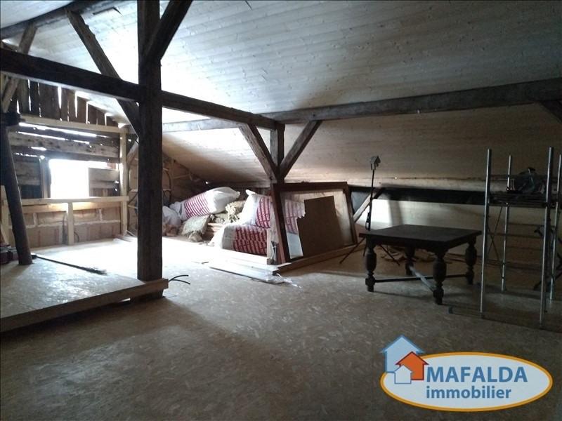 Sale house / villa Brizon 110000€ - Picture 2