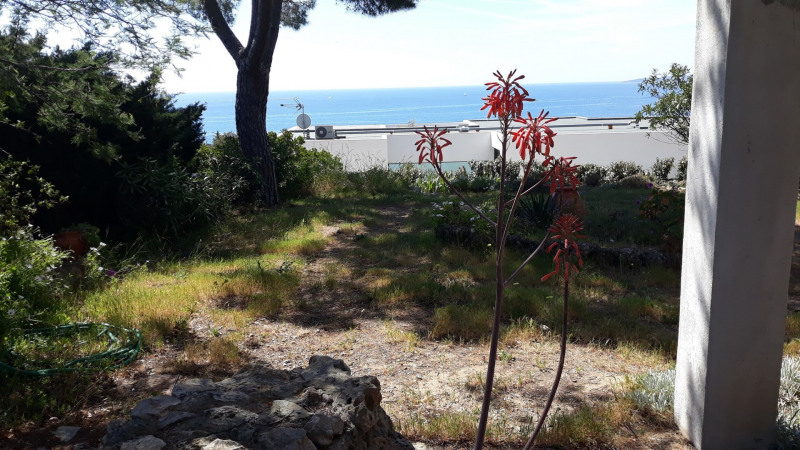 Vacation rental house / villa Les issambres 750€ - Picture 12