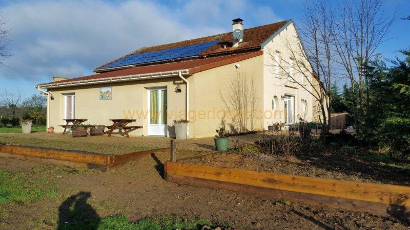 Life annuity house / villa Cublac 167500€ - Picture 2