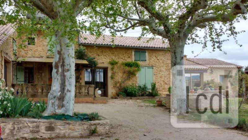 Vente maison / villa Tresques 399000€ - Photo 4
