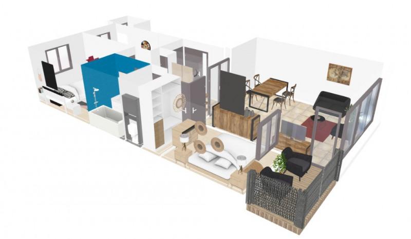 Vente appartement Ris orangis 90000€ - Photo 12