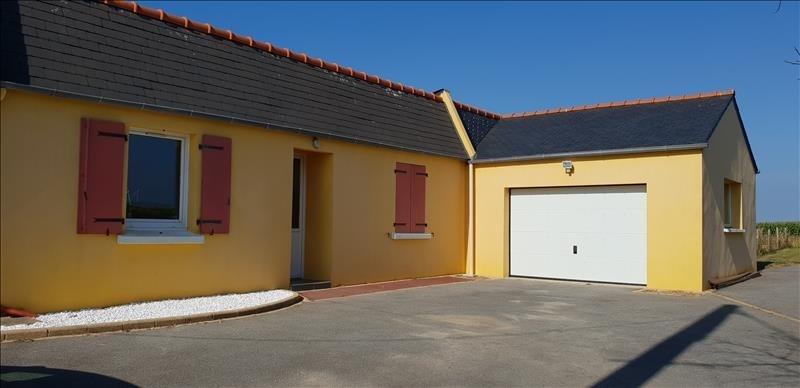Vente maison / villa Plouvien 169000€ - Photo 1