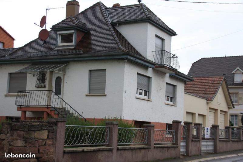 Sale house / villa Wasselonne 178500€ - Picture 1