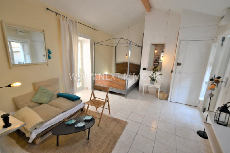 Produit d'investissement appartement Menton 129 000€ - Photo 1