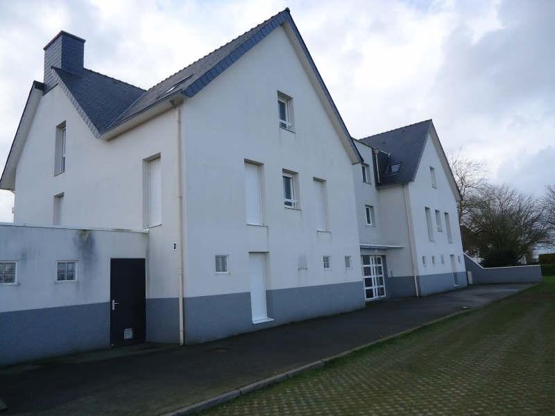 Rental apartment Lannilis 356€ CC - Picture 1