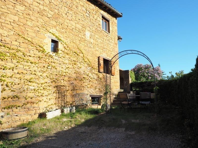 Sale house / villa Ville sur jarnioux 183000€ - Picture 1