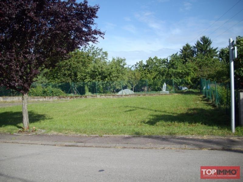 Sale site Vaucourt 18000€ - Picture 1
