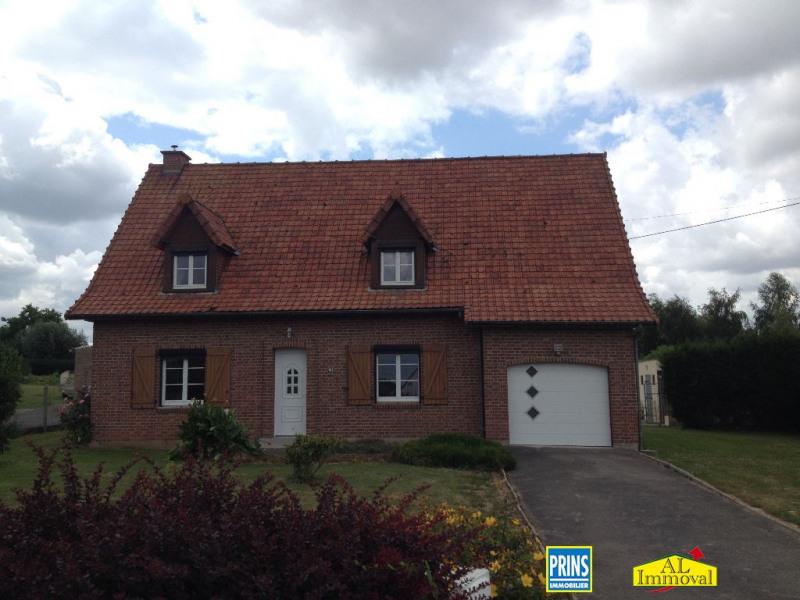Location maison / villa Blessy 870€ CC - Photo 1