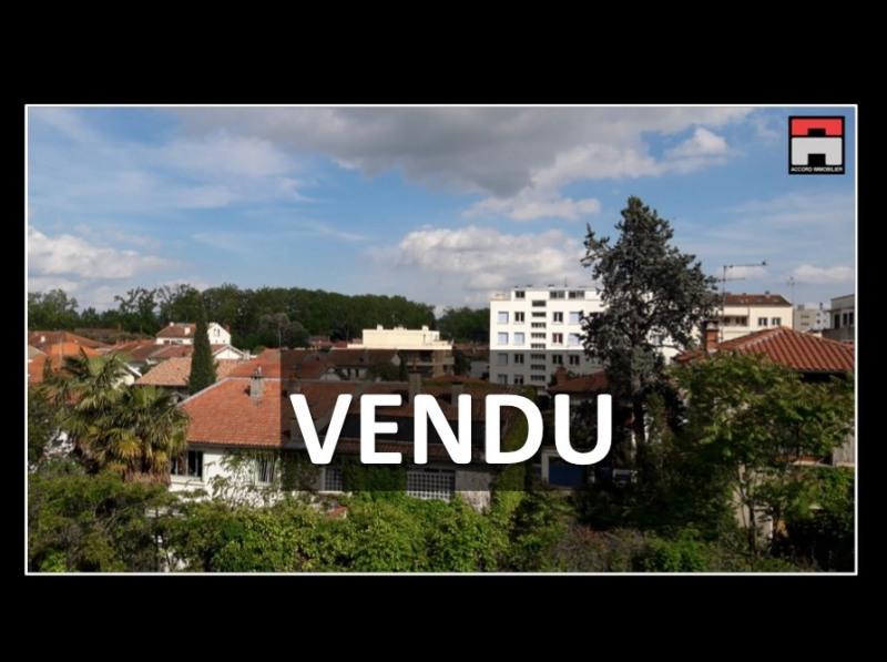 Revenda apartamento Toulouse 113400€ - Fotografia 1