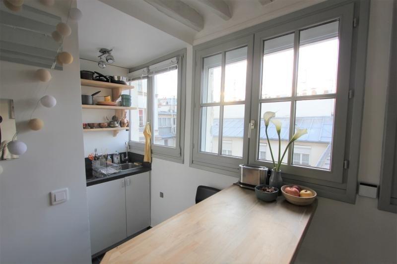 Sale apartment Paris 3ème 334000€ - Picture 5