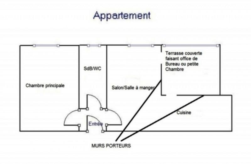 Sale apartment Ajaccio 130000€ - Picture 13