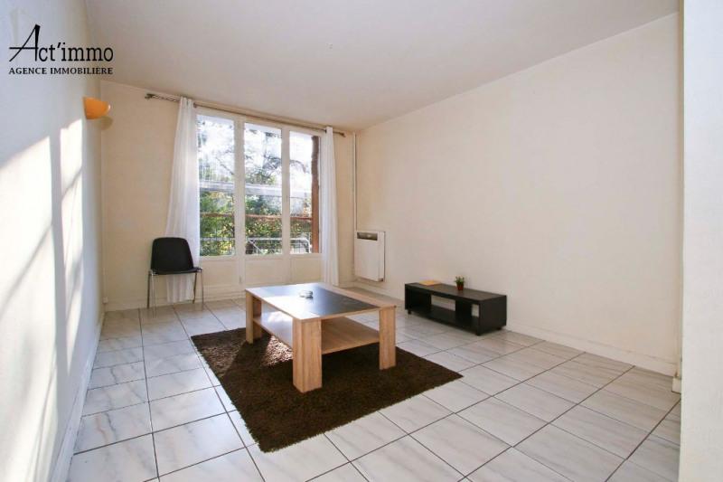 Vente appartement Seyssinet pariset 139000€ - Photo 2