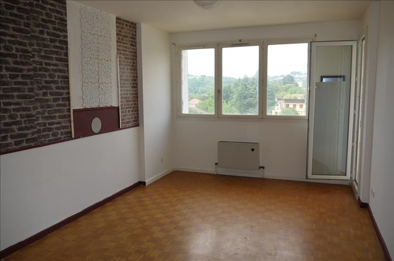 Sale apartment Pont eveque 109 000€ - Picture 1