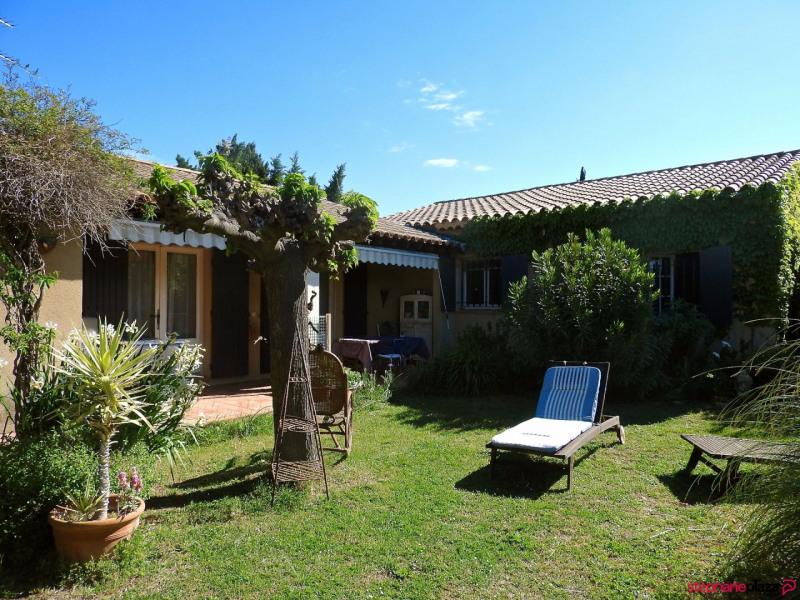 Sale house / villa Vedene 378000€ - Picture 2