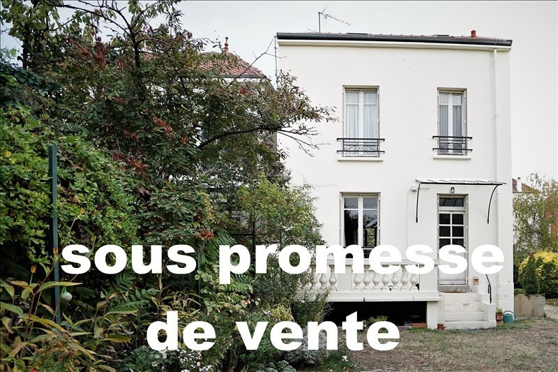 Vente maison / villa Colombes 867 700€ - Photo 1