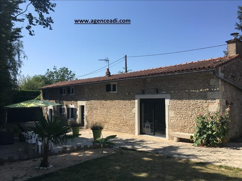 Vente maison / villa La creche 149760€ - Photo 1