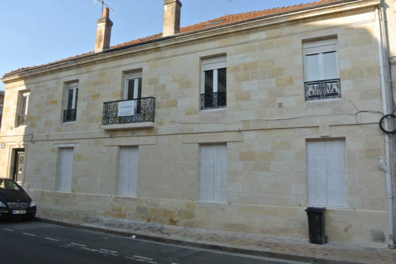 Vente appartement Bordeaux 299 000€ - Photo 1
