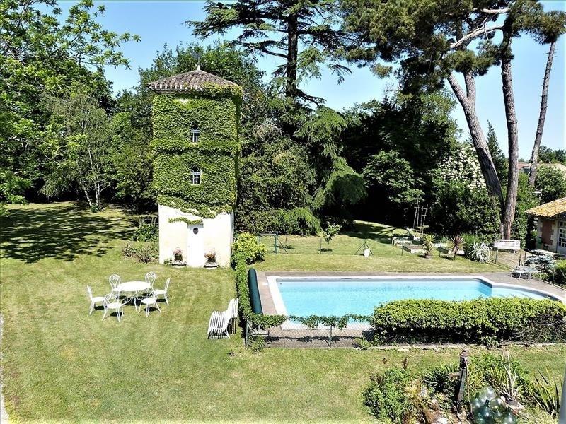 Venta de prestigio  casa St estephe 784000€ - Fotografía 4