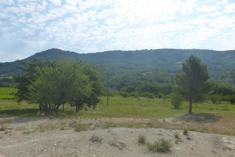 Vente terrain Lussas 69000€ - Photo 4