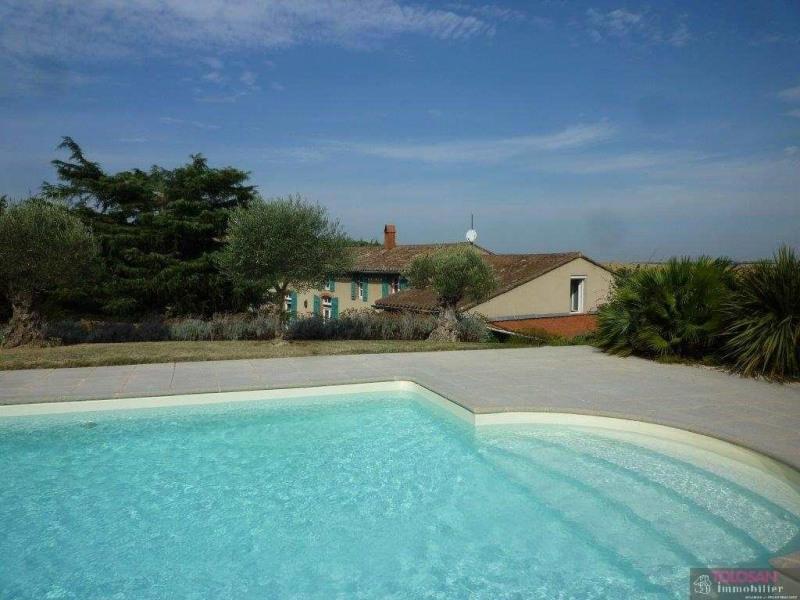 Sale house / villa Toulouse est 30 mn 465000€ - Picture 1