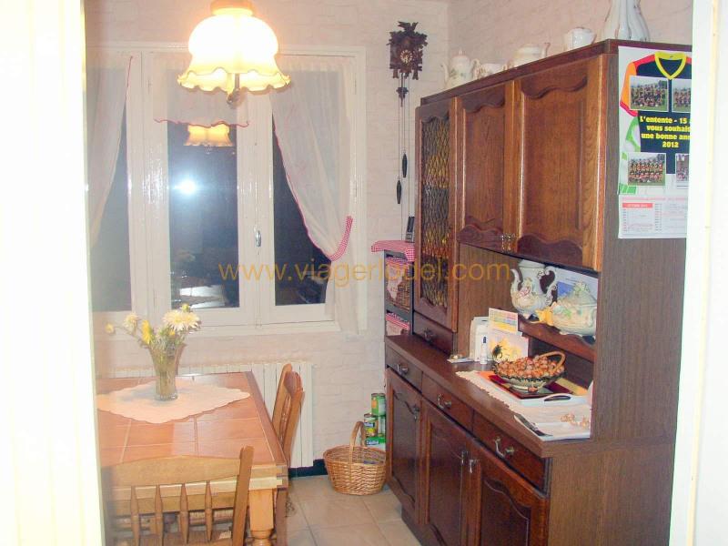 Vitalicio  casa Saint-maurice-en-quercy 28000€ - Fotografía 11