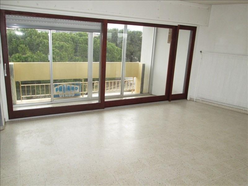 Sale apartment Balaruc les bains 189000€ - Picture 1