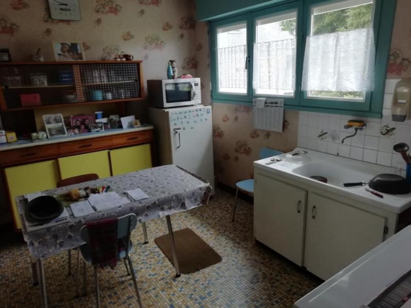 Vente maison / villa Chavagne 109500€ - Photo 2