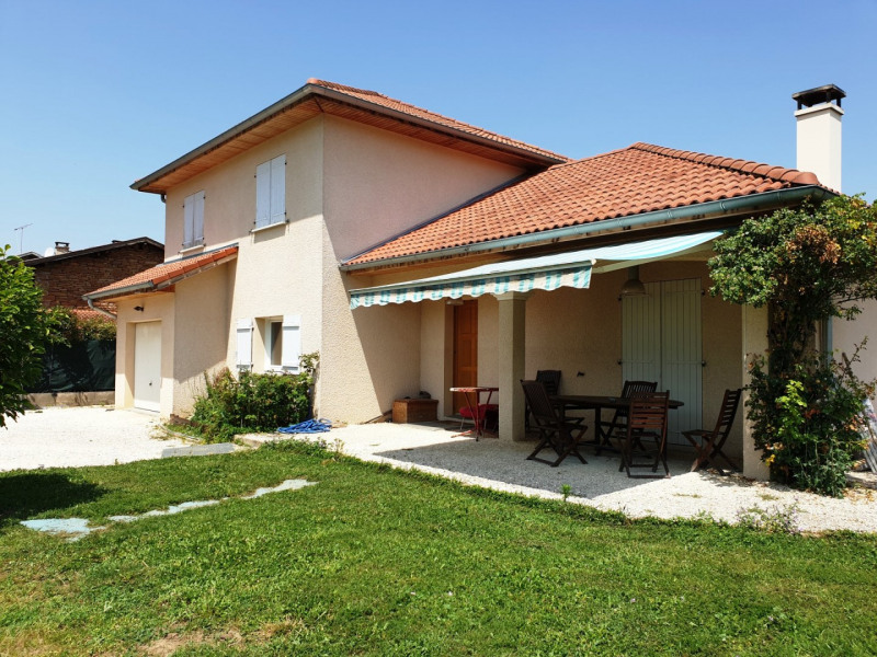 Sale house / villa Chozeau 292000€ - Picture 1
