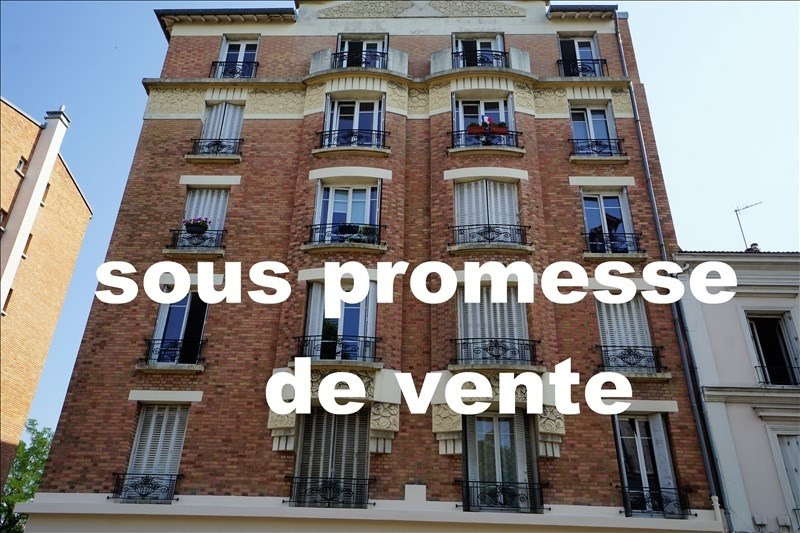 Vente appartement Bois colombes 375 000€ - Photo 1