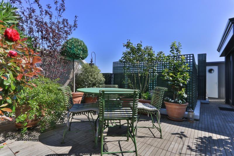 Deluxe sale apartment Paris 16ème 1180000€ - Picture 3