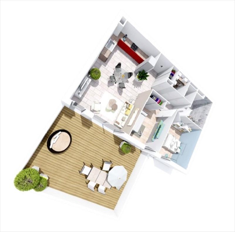 Sale apartment Montelimar 194900€ - Picture 2