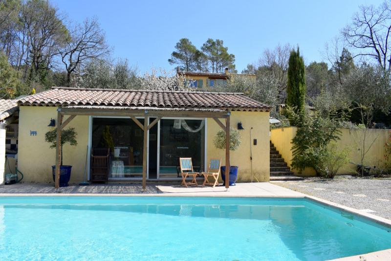 Deluxe sale house / villa Fayence 560000€ - Picture 41