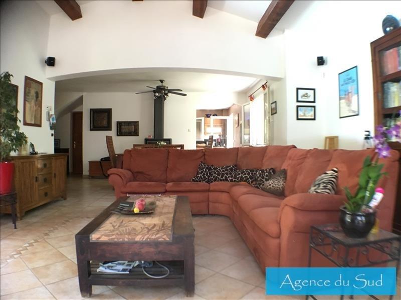 Vente maison / villa Cadolive 499000€ - Photo 2