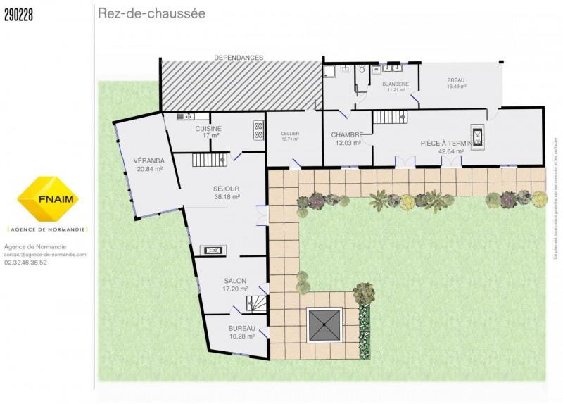 Vente maison / villa Montreuil-l'argille 249000€ - Photo 3