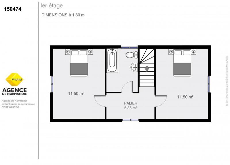 Sale house / villa Montreuil-l'argille 150000€ - Picture 12