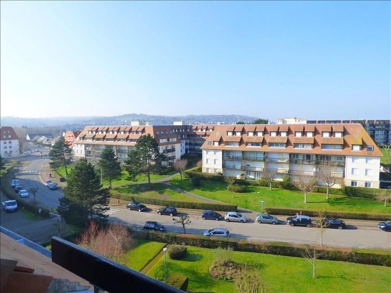 Verkoop  appartement Villers-sur-mer 96000€ - Foto 1