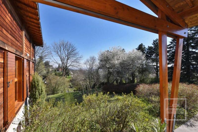 Deluxe sale house / villa Limonest 1190000€ - Picture 2