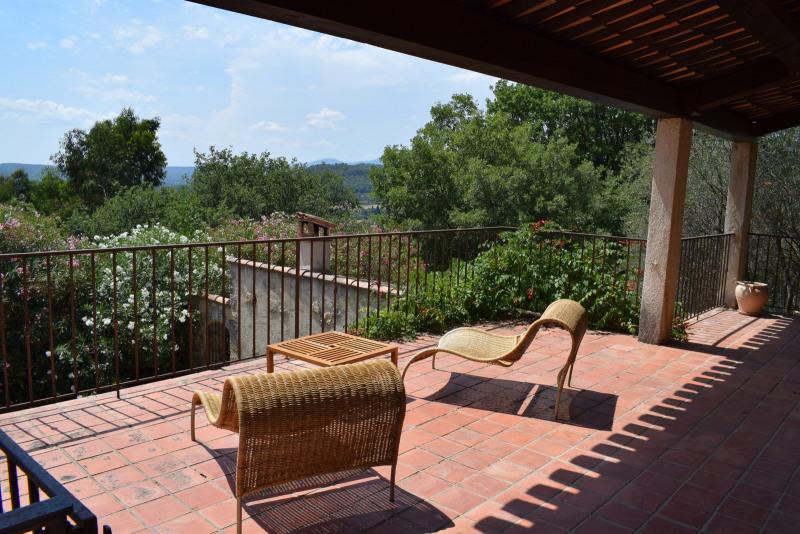 Verkauf von luxusobjekt haus Montauroux 525000€ - Fotografie 11