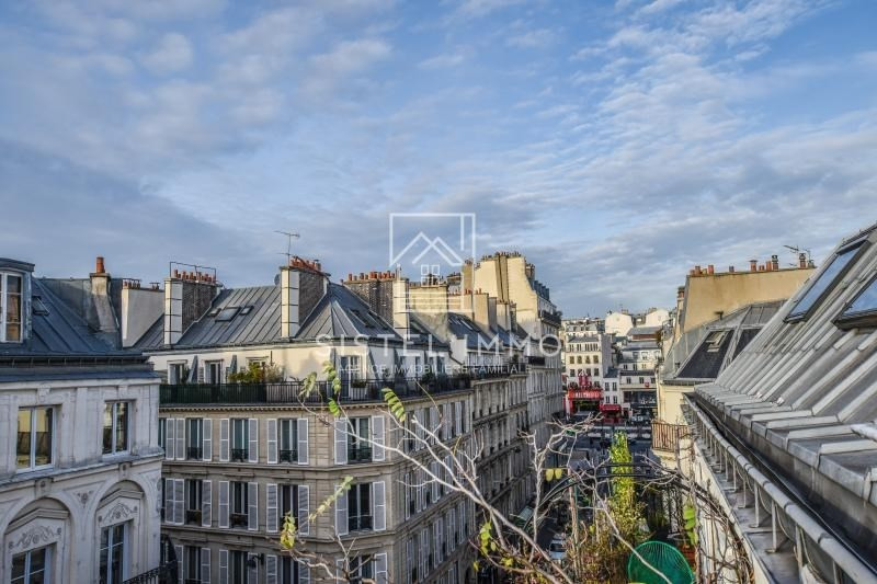 Sale apartment Paris 9ème 630 000€ - Picture 8