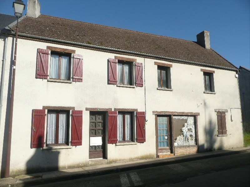 Vente maison / villa Menetreol sur sauldre 45 000€ - Photo 1
