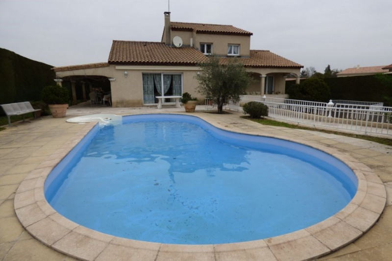 Sale house / villa Romans sur isere 455 700€ - Picture 1