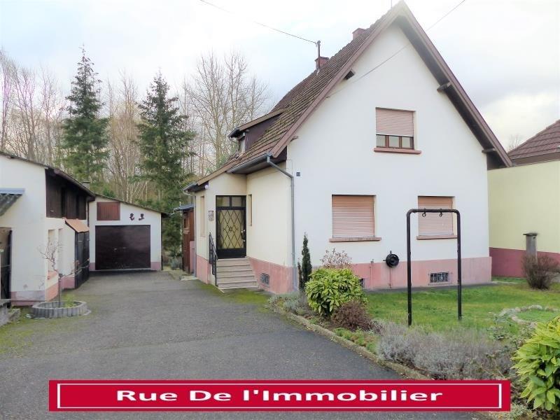 Vente maison / villa Schweighouse sur moder 222000€ - Photo 2