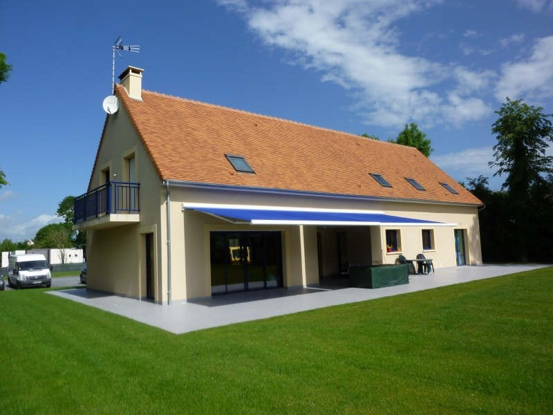 Deluxe sale house / villa Caen nord ouest 708000€ - Picture 1