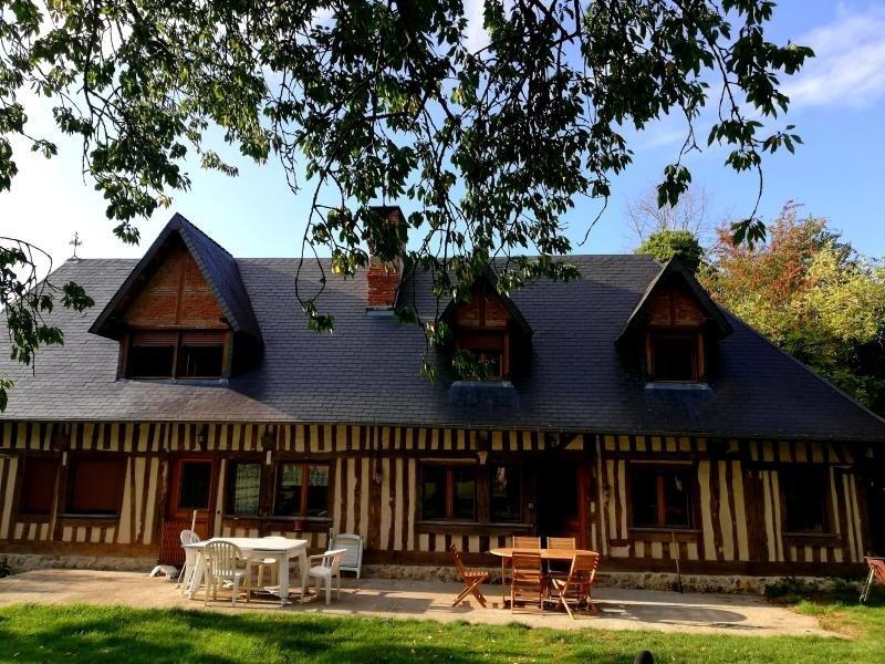 Vente maison / villa Genneville 487600€ - Photo 1