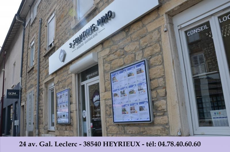 Sale apartment Heyrieux 113 000€ - Picture 10