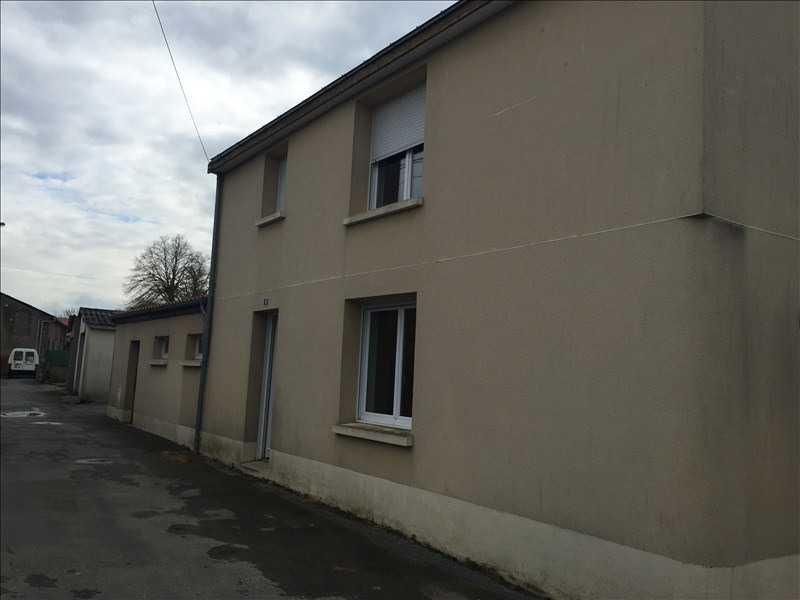 Sale house / villa Le pin en mauges 44280€ - Picture 1