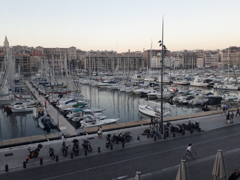 Venta  apartamento Marseille 7ème 640000€ - Fotografía 1
