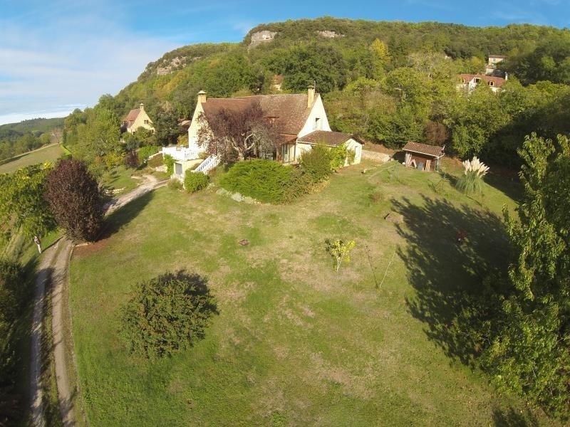 Sale house / villa Vezac 290000€ - Picture 3