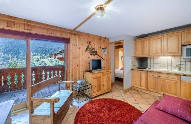 Sale apartment Meribel 295000€ - Picture 1